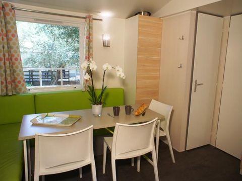 MOBILHOME 6 personnes - Cyprès Confort+