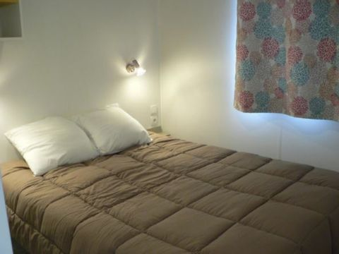 MOBILHOME 6 personnes - CONFORT+ TV 26m² - 2 chambres