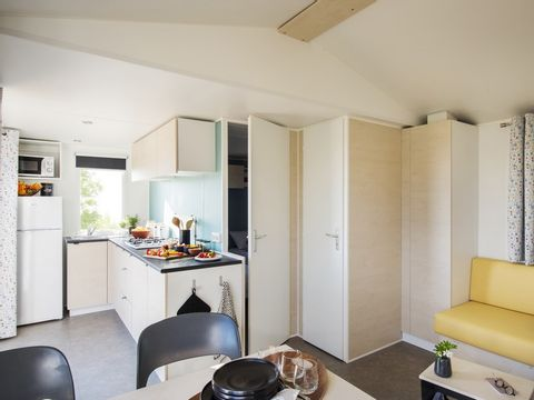 MOBILHOME 4 personnes - 2 chambres