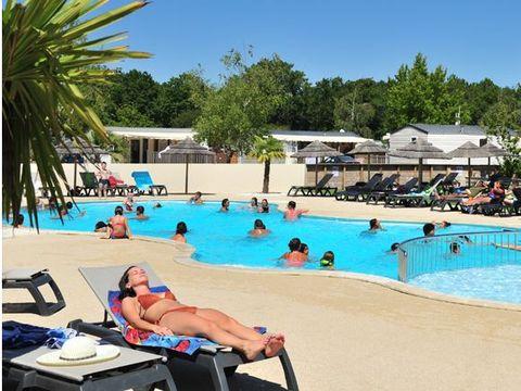 Camping maeva Club Tastesoule - Camping Gironde