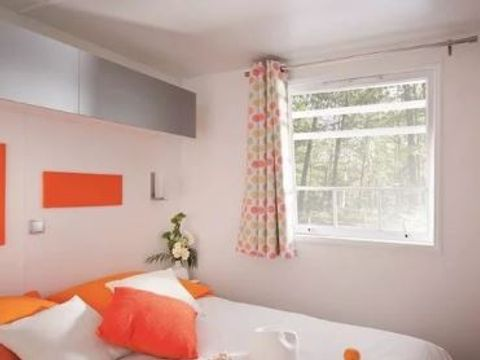 MOBILHOME 3 personnes - Bungalow 2/3 Pers. (23B)