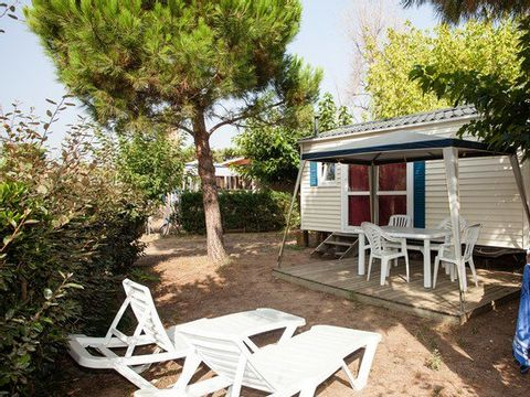 MOBILHOME 4 personnes - Cottage 4 Pers. (4CP)