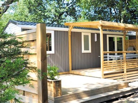 MOBILHOME 8 personnes - Friendly - 4 ch ***