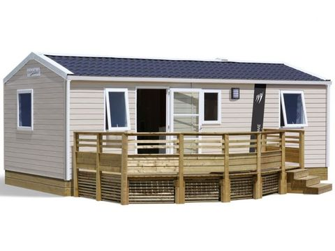 MOBILHOME 6 personnes - Cosy - 3 ch ***