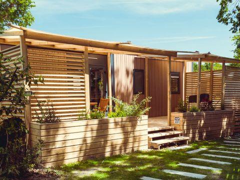 MOBILHOME 6 personnes - Garden Premium + clim - 3 ch