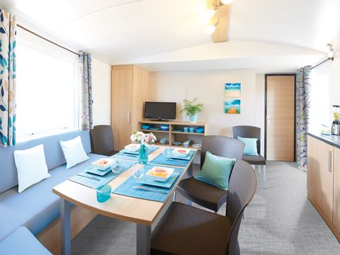 MOBILHOME 4 personnes - Cosy - 2 ch ***