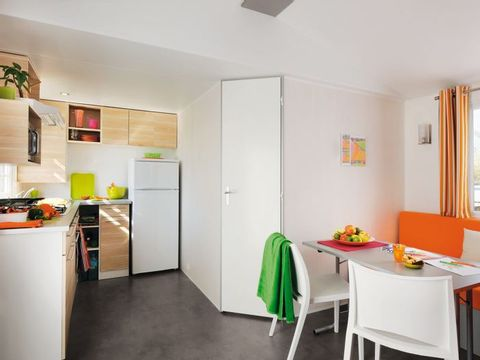MOBILHOME 4 personnes - Easy - 2 ch ***