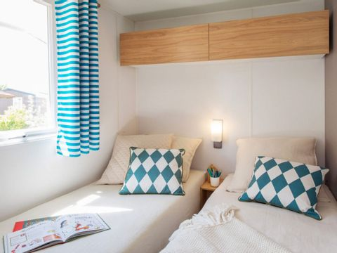 MOBILHOME 6 personnes - Cottage Smile