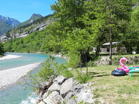 Camping Les Acacias - Camping Drome - Image N°2