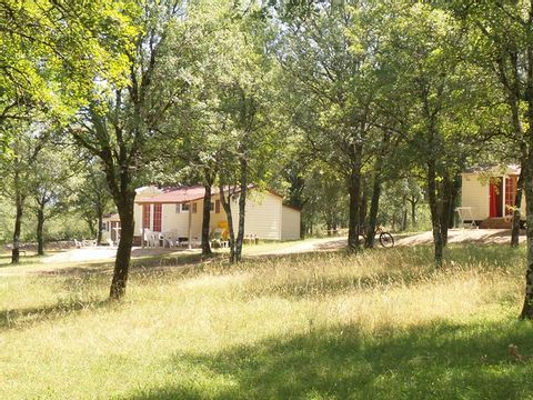 MOBILHOME 4 personnes - RESIDENCE LOISIRS