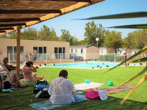 Camping Le Roucan West - Camping Herault - Image N°2