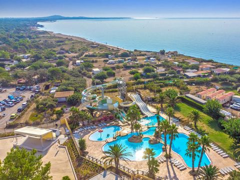 Camping Le Petit Mousse - Camping Herault