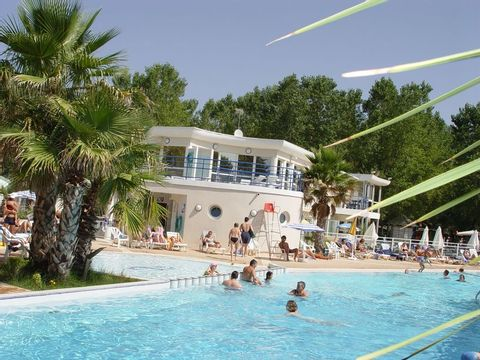 Camping Club Le Napoléon  - Camping Herault - Image N°3