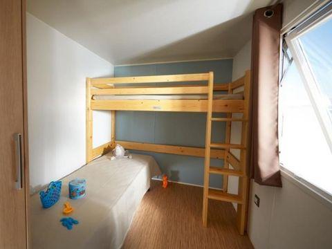 MOBILHOME 4 personnes - Confort + Clim (adapté a personne mobilité réduite), 2 chambres