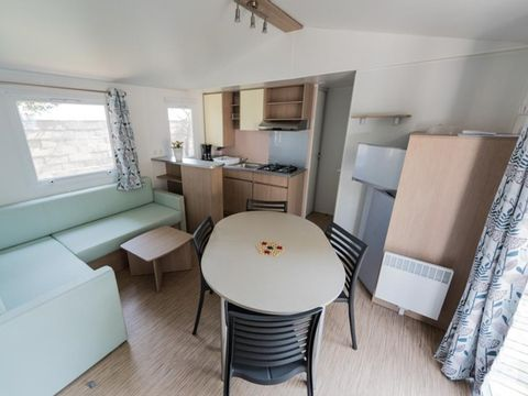 MOBILHOME 6 personnes - Confort +, 3 chambres