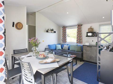 MOBILHOME 8 personnes - Cottage premium, 4 chambres