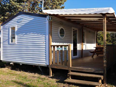 MOBILHOME 4 personnes - Mobil home Confort 24-27m²  + clim