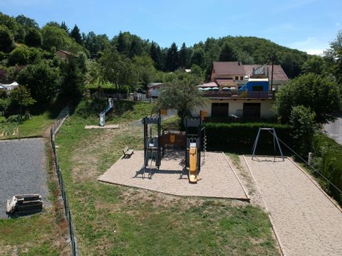 Camping Pommeraie - Camping Cantal - Image N°23