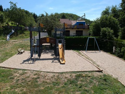 Camping Pommeraie - Camping Cantal - Image N°25