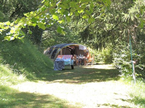 Camping Pommeraie - Camping Cantal - Image N°59