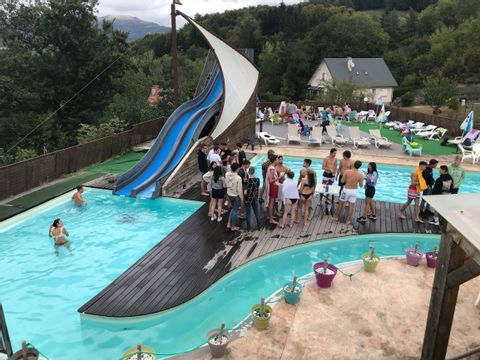 Camping Pommeraie - Camping Cantal - Image N°11