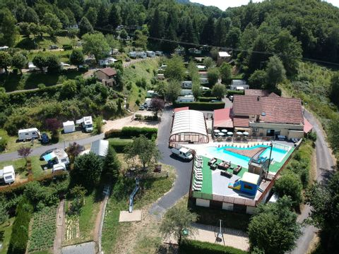Camping Pommeraie - Camping Cantal - Image N°28