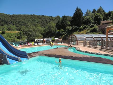 Camping Pommeraie - Camping Cantal - Image N°38