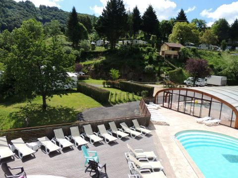 Camping Pommeraie - Camping Cantal - Image N°7