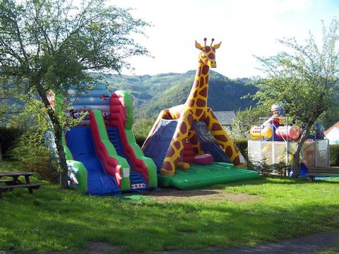 Camping Pommeraie - Camping Cantal - Image N°9