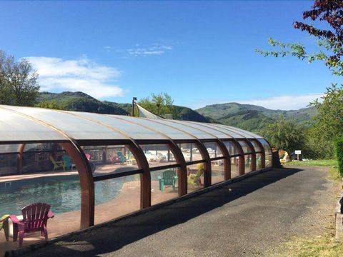 Camping Pommeraie - Camping Cantal - Image N°2