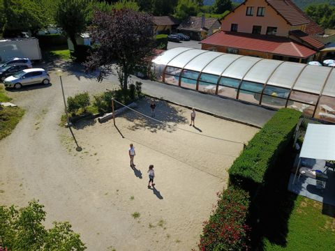 Camping Pommeraie - Camping Cantal - Image N°43