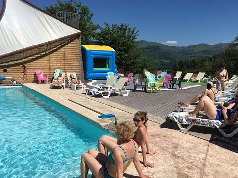 Camping Pommeraie - Camping Cantal - Image N°12