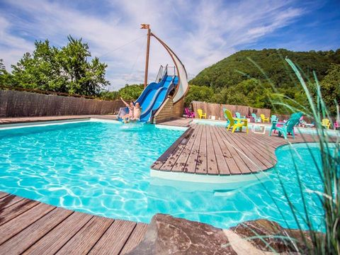 Camping Pommeraie - Camping Cantal - Image N°5