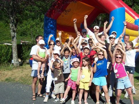 Camping Pommeraie - Camping Cantal - Image N°16