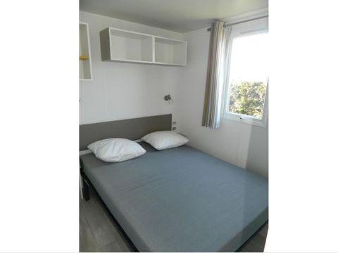MOBILHOME 6 personnes - CONFORT+ 28 à 31m² (3 chambres)