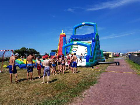 Camping Omaha Beach - Camping Calvados - Image N°8
