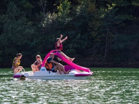 Camping Le Lac - Camping Lozere - Image N°8