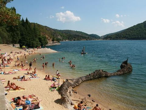 Camping Le Lac - Camping Lozere - Image N°10
