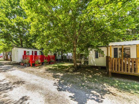 Camping Mas de Lastourg - Camping Pyrenees-Orientales - Image N°14