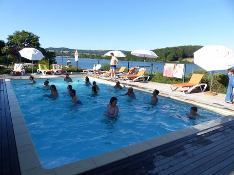 Aveyron  Camping le Hameau Des Lacs - Camping Aveyron - Afbeelding N°2