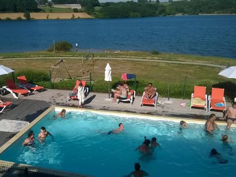 Camping le Hameau Des Lacs - Camping Aveyron