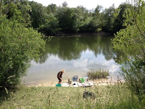 Camping Le Saucil - Camping Yonne - Image N°7