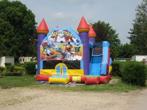 Camping Le Saucil - Camping Yonne - Image N°3