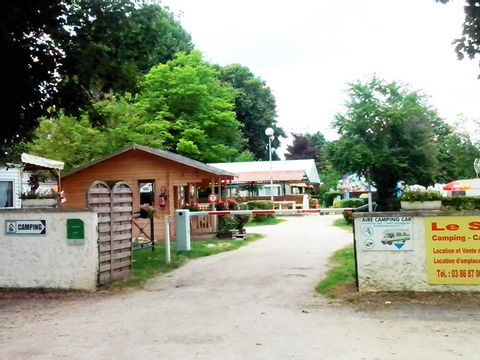 Camping Le Saucil - Camping Yonne - Image N°2