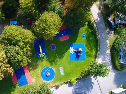 Camping le Parc de Paris - Camping Seine-et-Marne - Image N°2