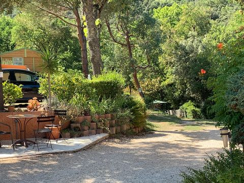 Camping Iserand Calme et Nature - Camping Ardeche - Image N°9