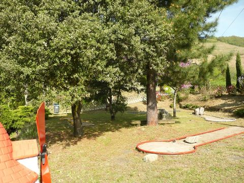 Camping Iserand Calme et Nature - Camping Ardeche - Image N°6