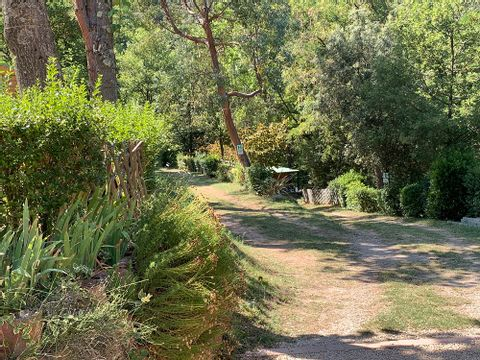 Camping Iserand Calme et Nature - Camping Ardeche - Image N°11