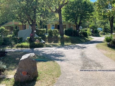 Camping Iserand Calme et Nature - Camping Ardeche - Image N°14