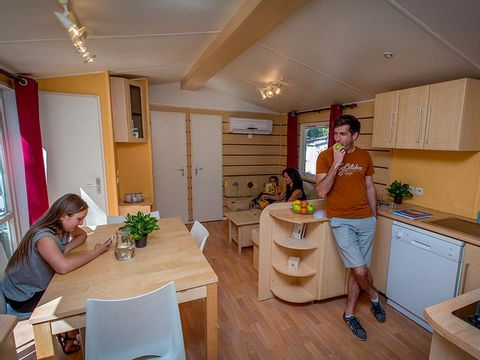 MOBILHOME 6 personnes - CONSTELLATION - L5